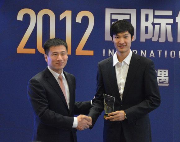 年度体育营销盘点:林书豪当选年度最传奇体育人物