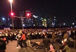 上海外滩踩踏事件感赋 - 一帘竹影 - 一帘竹影
