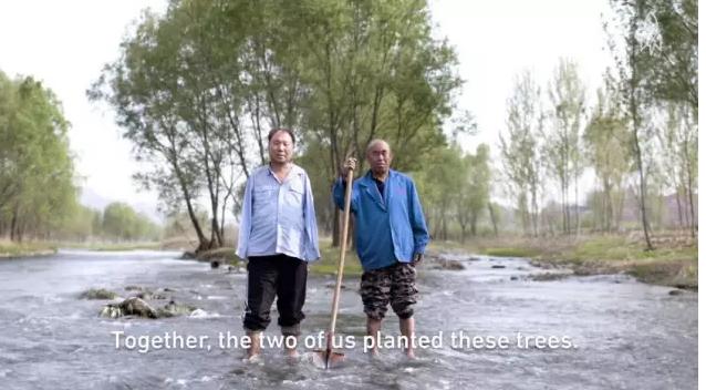 石家庄两位残疾老人被美国CNN报道后 火遍全世界