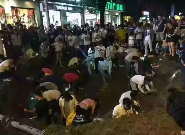 """腾冲回应""""全民寻宝挖玉"""":部分群众违规挖掘"""