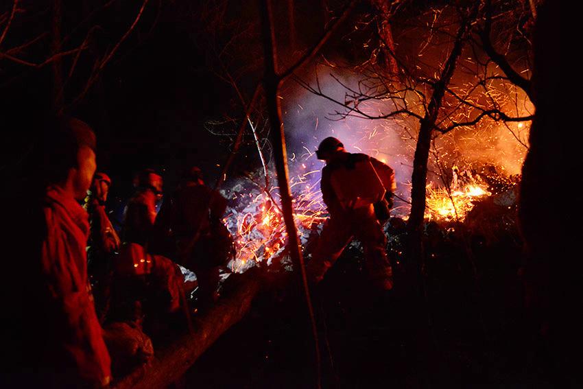 内蒙古大兴安岭毕拉河森林火灾过火面积达1万公顷&