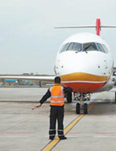 国产喷气客机ARJ21运营新航线