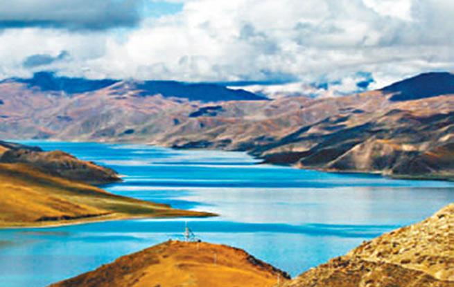 西藏观湖 体验纯净之美