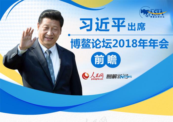 习近平出席博鳌亚洲论坛2018年年会前瞻