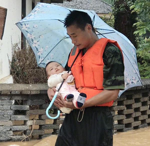 """图片来源:公安部消防局官方微博""""中国消防"""""""
