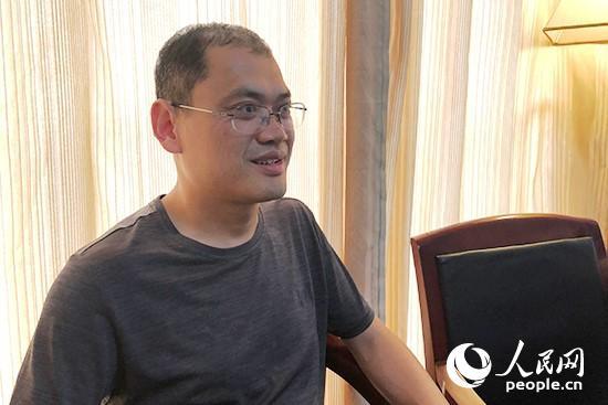 造血干细胞捐献者李峰:我与受捐者同获新生