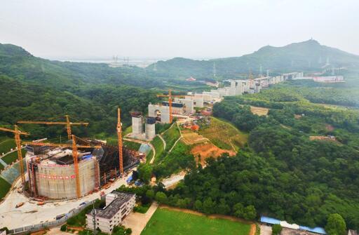 博天堂线上娱乐场农行支持国家重点工程连淮扬镇铁路