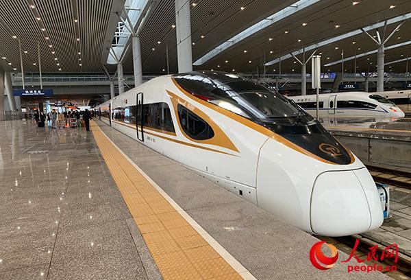 杭州至黄山高铁开通运营 串联7个5A级景区