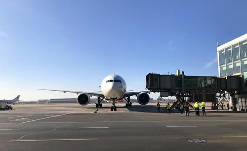 首都国际机场旅客年吞吐量突破一亿人次