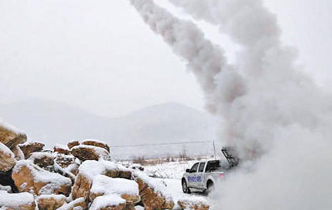 求证·人工增雪催化剂影响健康?