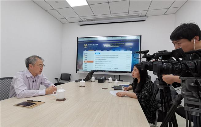 人民网记者专访国家防办应急指挥专员张家团