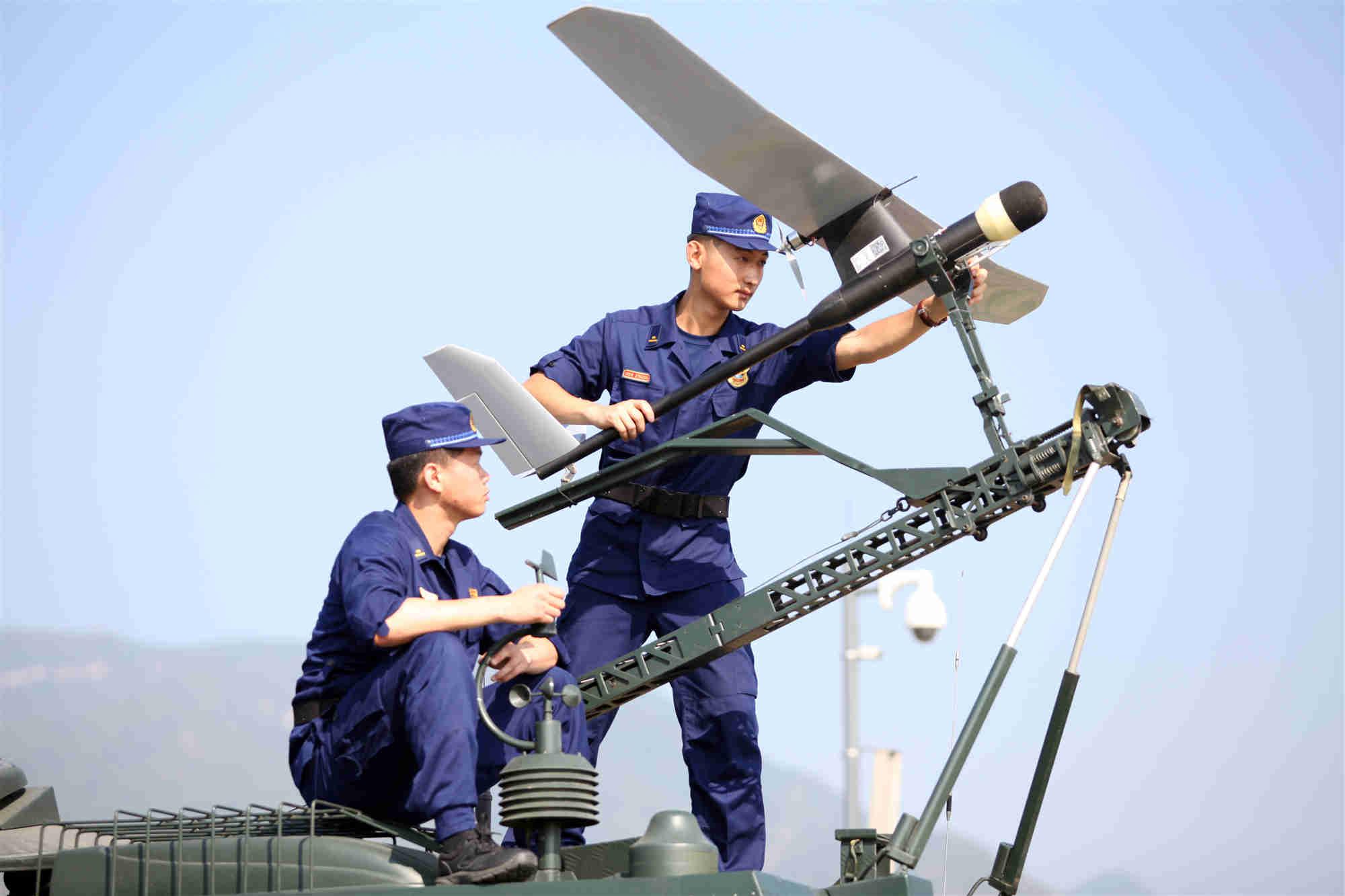 无人机助力消防救援智慧应急插上科技飞翼