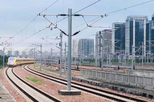 8月13日起郑万铁路河南段正式开始联调联试