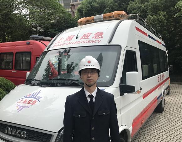 """上海应急局安监执法察处张之崟:当好安全生产执法的""""先锋官"""""""