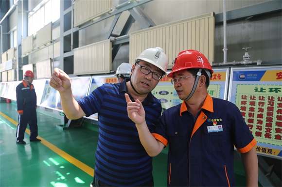 敖汉旗应急局刘长青:任何事都不如人民生命安全重要