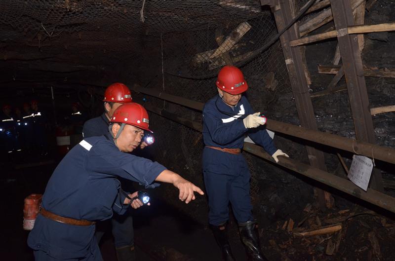 守初心履行监察使命查隐患防范煤矿事故