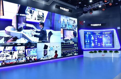5G远程机器人手术