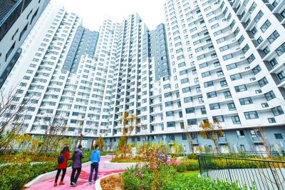 """北京""""最美公租房""""完工 4000套房源全部为公租房"""