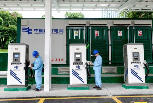东莞供电局加速建设松山湖智慧能源生态系统示范区