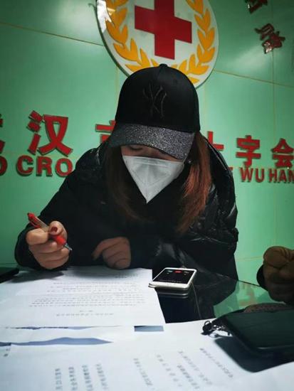 中国红十字会全力做好防控工作 接受爱