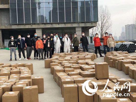 武汉日记:他们都是志愿者,哪有需要去哪里