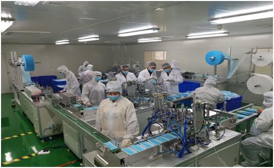 """世界技能大赛中国组委会向世界技能组织捐赠防疫""""健康包"""""""