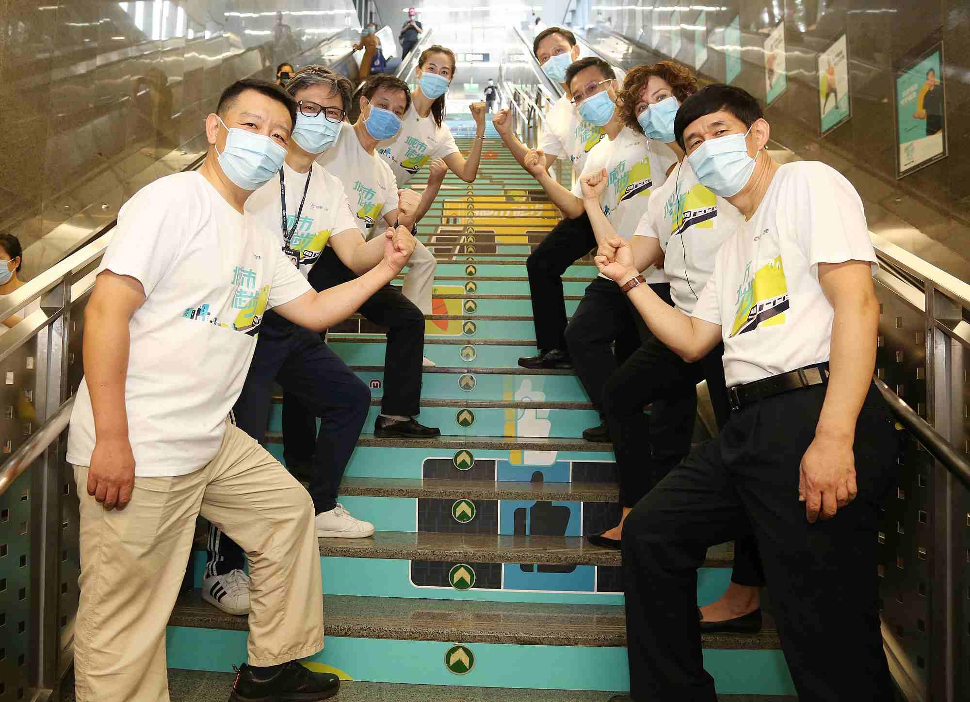 北京-香港地铁在北京73