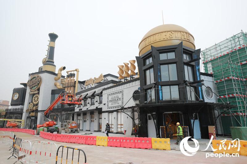 北京环球度假区将于明年春季试运营