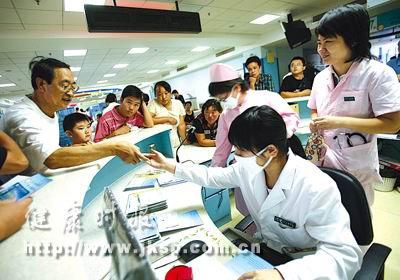 北京儿童医院神经内科门诊每小时放号40个