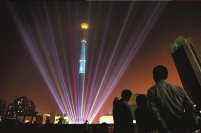 奥运会灯光照明