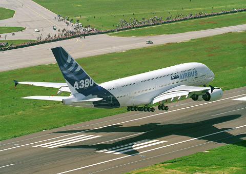 空客a380飞机将首次亮相珠海航展