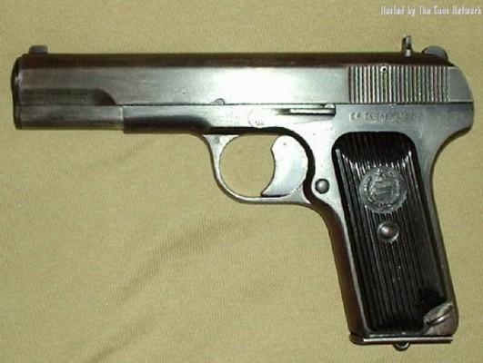 世界 托卡列夫/十、前苏联托卡列夫手枪...