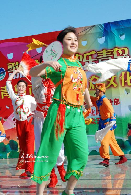 青岛四方区舞蹈