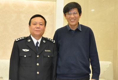 组图:武汉市委日委、政法委书记、市公装置局党