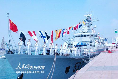 2010中国青岛国际海洋节开幕