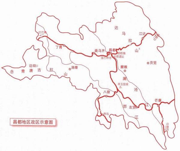 洛隆县 总人口