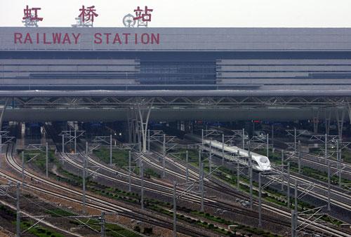 沪杭高铁试运行最高时速416.6公里