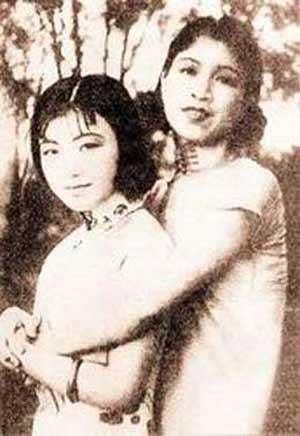 罕见的江青婚礼照片曝光 (9)