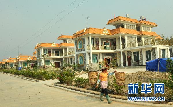 海宁农村建房规划图