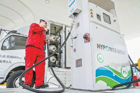 全球最大加氢站已进入试运行阶段